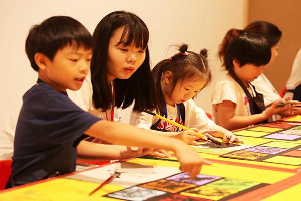 艺美绘儿童美术怎么加盟