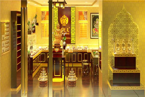 达梵天佛教用品加盟 以信仰赚取财富